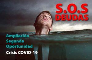 Ampliación segunda oportunidad crisis COVID-19